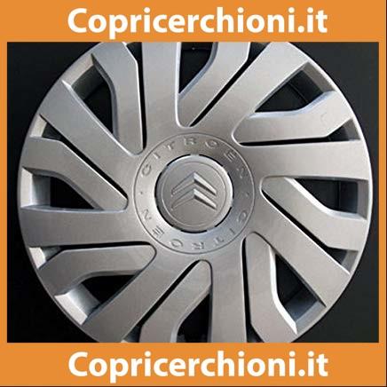 6106//4 Murama Kit 4 Copricerchi Coppa Ruota 14 cod